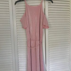 NWT Off-the-shoulder dress